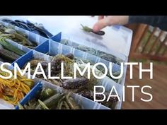 Top 5 Best Baits for BIG Smallmouth - YouTube