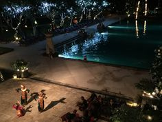 Balinese dancers perform a couple of nights a week at the Conrad Bali Resort. Bali Resort, Balinese, Dancers, Couples, Balinese Cat, Dancer, Couple, Romantic Couples