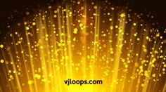 Gold Rush #vjloops #animation #motiongraphics #gold #particles #backgrounds #magic #vj #glamour #luxury #loop #video #design #stage #concert #visuals #gifs #yellow #art