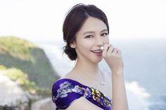 Wedding photos of Taiwan actress Vivian Hsu