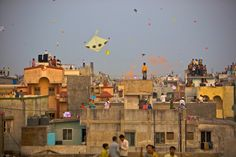 Guarajat - Indian Kite Festival