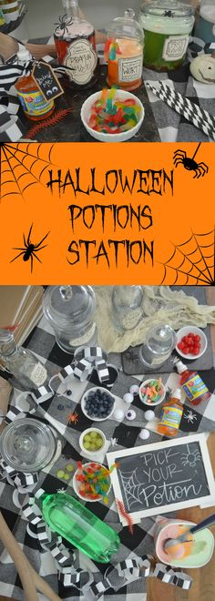 It's time to pick your potion! Project Junior has tasty punch recipes for every flavor of Tum-E Yummies and spooky decorating ideas for your family's Halloween celebration!