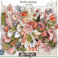 Poetic spring - full kit