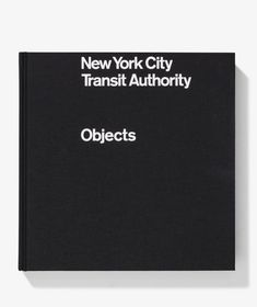 Books - New York City Transit Authority: Objects