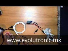 Como Transmitir Audio y Video de Camaras de Seguridad Cable UTP | Evolut...