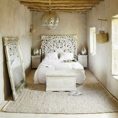 * moroccan style *