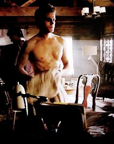 stefan salvatore shirtless - Google zoeken