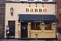 Babbo Ristorante e Enoteca, opened by Mario Batali and Joseph Bastianich in June 1998, is an exuberant celebration of the best of Italian food, wine and lifestyle in #NYC.