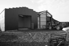 The builders are in - renovation work has begun. We are bring new life to disused warehouses on our existing site, working with local companies Sheldon Bosley and SA Mogg.