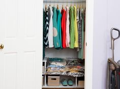 Make Your Closet Work for You Year Round