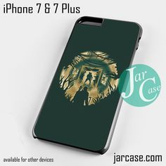 The Last Of Us Zombie Game Phone case for iPhone 7 and 7 Plus
