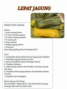 Indonesian Desserts, Indonesian Cuisine, Asian Desserts, Malaysian Cuisine, Malaysian Food, Malaysian Recipes, Spicy Recipes, Asian Recipes, Kitchen Recipes