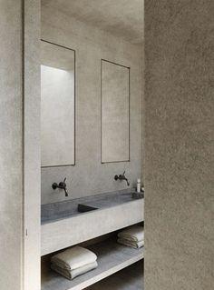 Modern bathroom inspiration by COCOON | bathroom design products | sturdy stainless steel bathroom taps | shower sets | bathroom design | renovations | interior design | villa design | hotel design | Dutch Designer Brand COCOON