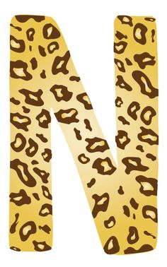 leopard print removable K