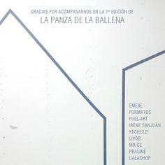 cartel agradecimientos 1ª ed.