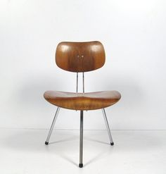 Egon Eiermann, chair Modell SE 67  1950s - lauritz.com_