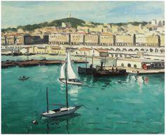 Albert Marquet - Le port et la ville