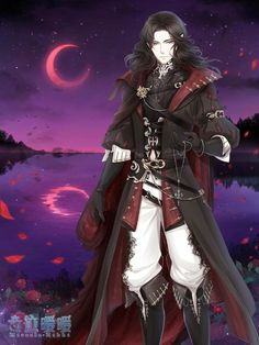 Miracle nikki new character mar 2018 fantaisie hommes nghệ t Character Inspiration, Character Art, Character Design, Hot Anime Guys, Anime Love, Fantasy Characters, Anime Characters, Manga Anime, Anime Art