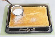 Magiczne ciasto- przepis krok po kroku - przepisy.pl Polish Recipes, Griddle Pan, Sweet Recipes, Dessert Recipes, Cooking, Kitchen, Food, Diy, Gourd