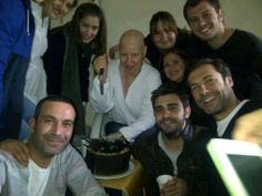 Adini Feriha Koydum behind the scenes (helena)