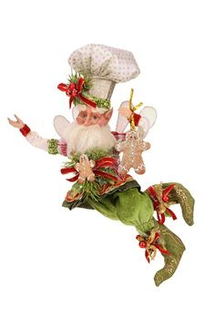 Mark Roberts 'Gingerbread Cookie' Small Fairy
