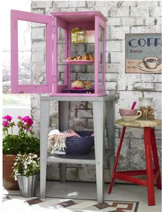 SPACE IN MY LIFE: Vintage Furniture and Decoration Recovered: Monday Monday's inspiration {inspiration}