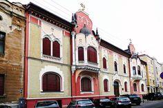 All sizes | Oradea: Episcopia ortodoxă Palatul Rimanoczy K. jr. | Flickr - Photo Sharing!