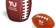 Score big with your brand and have them wanting more with this promotional football less stress can holder. Football Tailgate, Football Season, Tailgating, Promotional Giveaways, Can Holders, Stress, Advertising Ideas, Fan, Canning