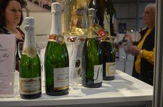 Le champagne Robert-Allait était présent sur le salon 2016, et proposait de déguster leurs cuvées !