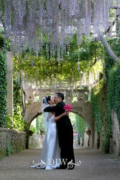 Ravello Wedding Amalfi Coast Wedding Villa Cimbrone Wedding