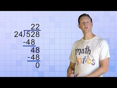 Math Antics - Long Division with 2-Digit Divisors - YouTube