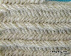 FS 2+3½ Kaustinen | Neulakintaat Stitch 2, Merino Wool Blanket, 31, Group