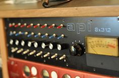 Grand Street Recording in Brooklyn has some classic API