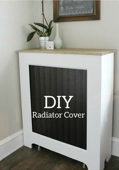 Have an unsightly radiator taking up valuable space in your home? Easily transform your radiator from drab to fab with this advanced DIY project tutorial.