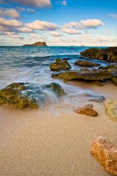 Cala Conta, Ibiza, Spain. La otra cara de Ibiza, playas de Ibiza, rincones de…