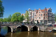 Prinsengracht/Brouwersgracht Amsterdam