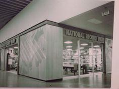 National Record Mart at the Northway Mall. @Leslie Lippi Lippi Wilson