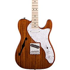 $399.99 Squier Classic Vibe Telecaster Thinline Electric Guitar Natural