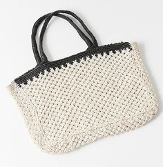 Summer Beach Totes Under  50  Woven Straw Tote Bag from Urban Outfitters  Beach Totes 42e8e09c09de3