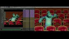 This is a subset of Pixar's Keynote at GTC, shown in full…