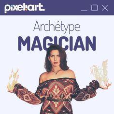 Archétype de marque | Magicien (Magician) Branding, The Magicians, Wonder Woman, Superhero, Fictional Characters, Women, Brand Management, Fantasy Characters, Identity Branding