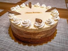 Extra csokis torta Baked Goods, Mousse, Food And Drink, Baking, Dessert Ideas, Pizza, Cakes, Deserts, Pies