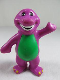 Barney I Love You Big Purple Dinosaur  1987