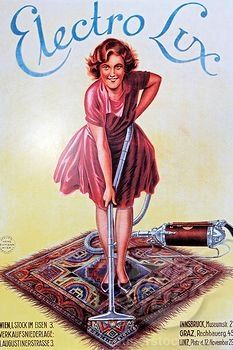 Vintage Advertising Posters | Electrolux posters Art Deco