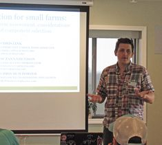 Farmer Education Workshop: Irrigation for Small Farms - Southern Appalachian Highlands Conservancy Teaching Methods, Small Farm, Irrigation, Highlands, Farms, Workshop, Southern, Education, Atelier