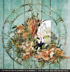 2 Crafty Chipboard : Inspiration PLUS VIDEO with Trudi Harrison