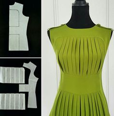 Amazing Sewing Patterns Clone Your Clothes Ideas. Enchanting Sewing Patterns Clone Your Clothes Ideas. Sewing Dress, Dress Sewing Patterns, Sewing Clothes, Clothing Patterns, Fashion Sewing, Diy Fashion, Diy Kleidung, Diy Vetement, Illustration Mode