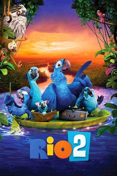 Rio 2 - Movie Review