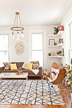 #inspiration http://www.abeautifulmess.com/2014/10/abm-studio-the-living-room-after.html