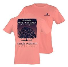 Simply Southern Southern Roots Tree Short Sleeve T-Shirt